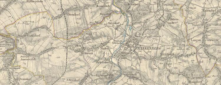 Bergbau Erzgebirge Karte.Startseite
